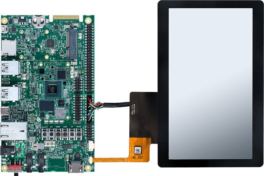 DART-MX8M : NXP i MX8M System on Module