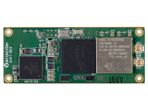 DART-MX6 : NXP/Freescale i.MX6 SoM