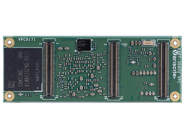 DART-SD800 SoM bottom : Qualcomm Snapdragon™ 800 (APQ8074) SoM