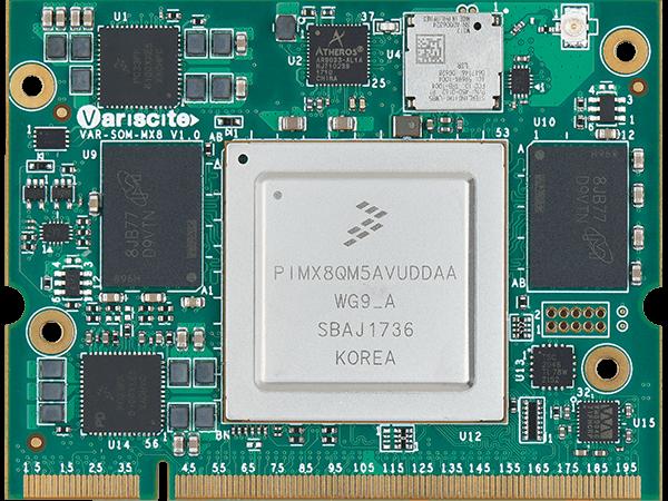 VAR-SOM-MX8 : NXP i.MX8 SoM (System on Module)