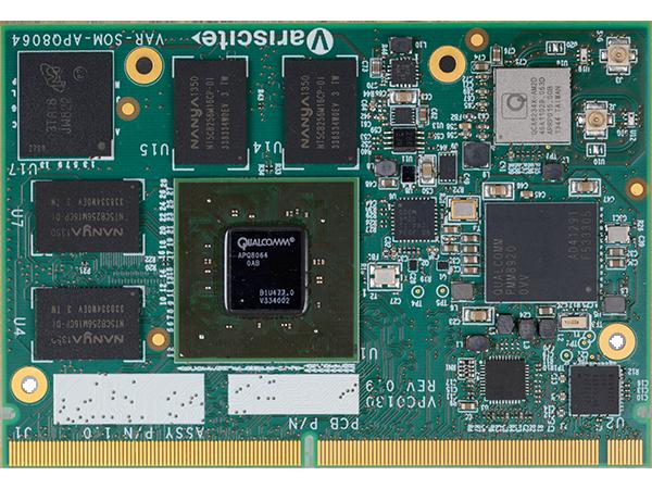 VAR-SOM-SD600 : Qualcomm Snapdragon™ 600 (APQ8064) System on Module