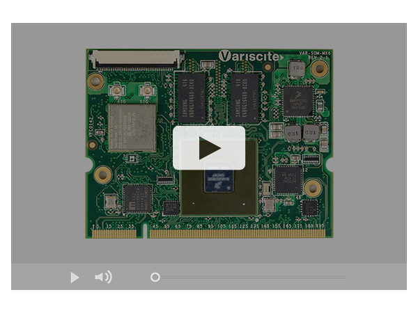 VAR-SOM-MX6 Evaluation Kit Guide