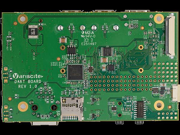 DART-BOARD bottom Industrial Single board computer