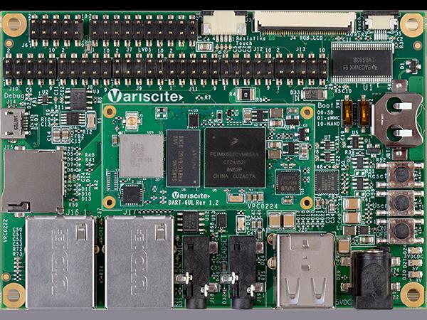 DART-6UL Starter Kit