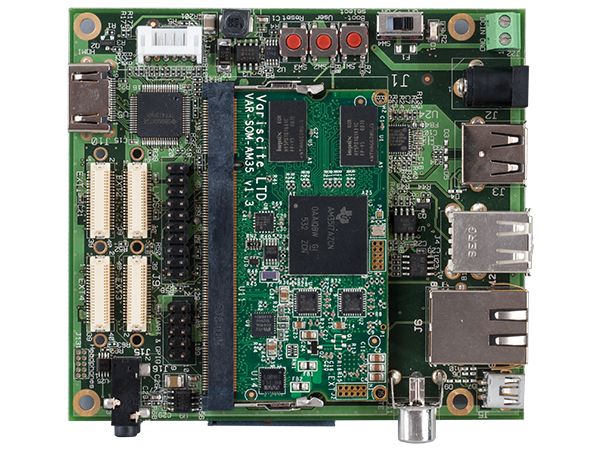 VAR-AM35CustomBoard industrial single board computer