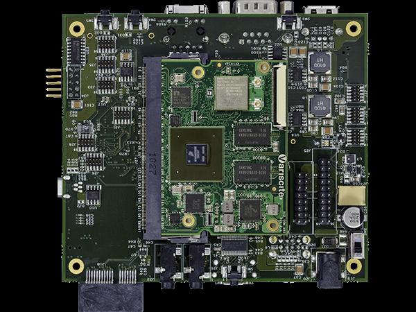 VAR-SOM-MX6 Starter Kit - NXP/Freescale i.MX6 evaluation kit