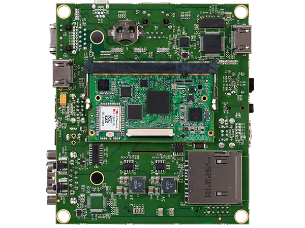 VAR-OM44CustomBoard Single Board Computer
