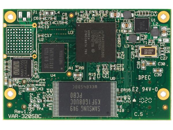 VAR-SOM-PX30 System on Module