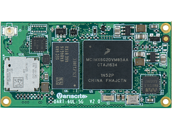 DART-6UL-5G : i.mx6ul System on Module