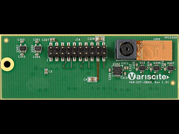 VAR-EXT-CB6UL : iMX6UL Camera Board