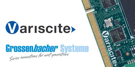 Variscite kooperiert mit der Grossenbacher Systeme AG