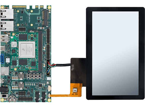 VAR-SOM-MX8 development kit based on i.MX8 processor