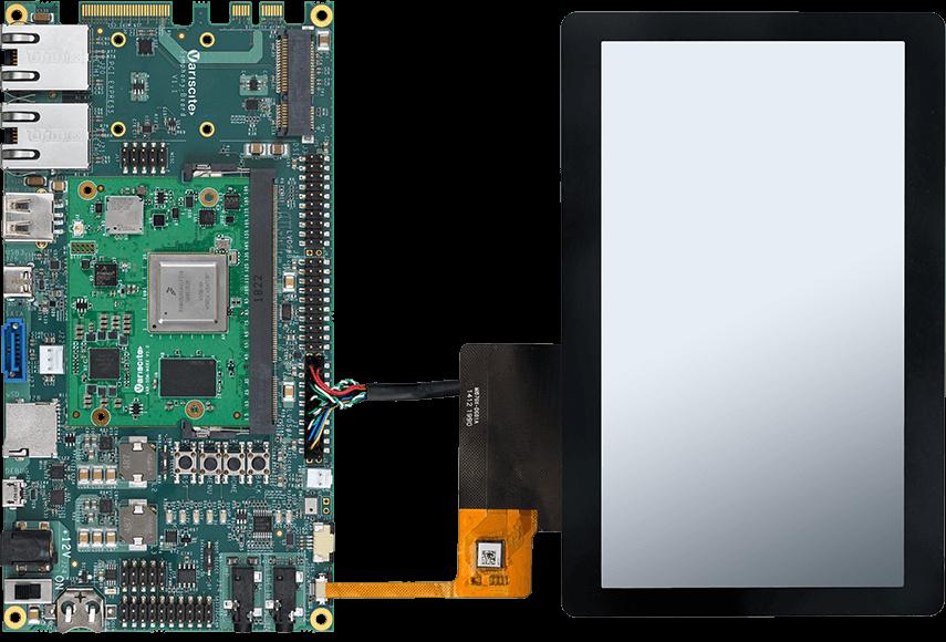 ftrd-VAR-SOM-MX8X evaluation kits