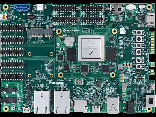 SPEAR-MX8 Starter Kit based on i.MX8QM / i.MX8QP processor