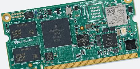 VAR-SOM-MX8M-MINI – ein neues Mitglied der VAR-SOM Pin2Pin Systemfamilie auf Modulbasis