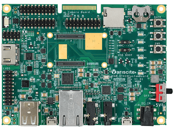 VAR-SOM-MX6 ARM Single Board Computer