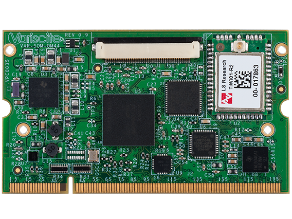 VAR-SOM-OM44 : Texas Instruments OMAP4460 System on Module (SoM)