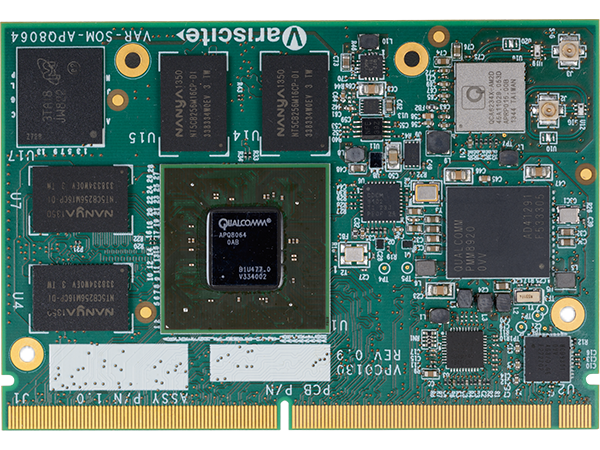 VAR-SOM-SD600 : Qualcomm Snapdragon™ 600 (APQ8064) System on Module (SoM)