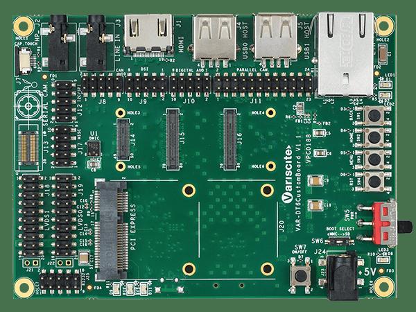 DART-MX6 ARM Single Board Computer