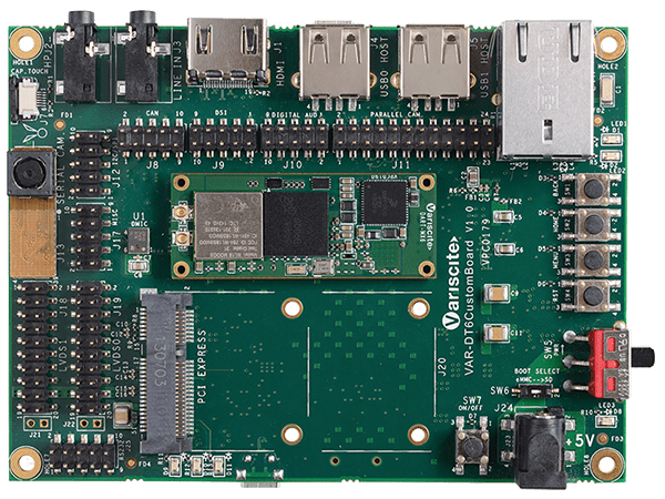 DART-MX6 Starter Kit - NXP i.MX6 evaluation kit