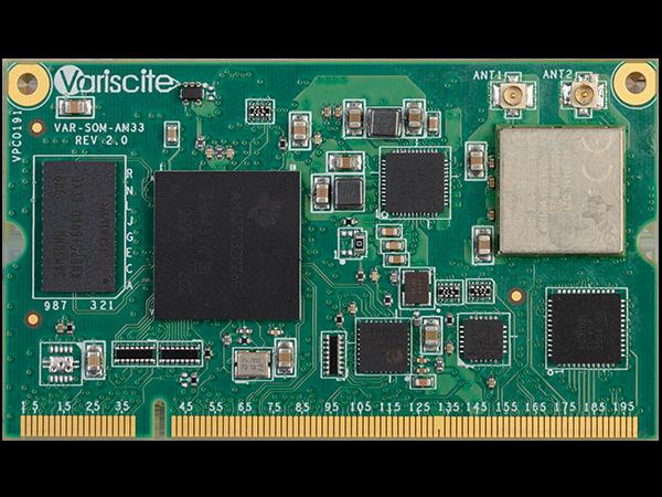 VAR-SOM-AM33 : Texas Instruments AM335x System on Module (SoM)