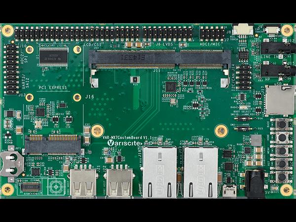 VAR-SOM-MX7 ARM Single Board Computer