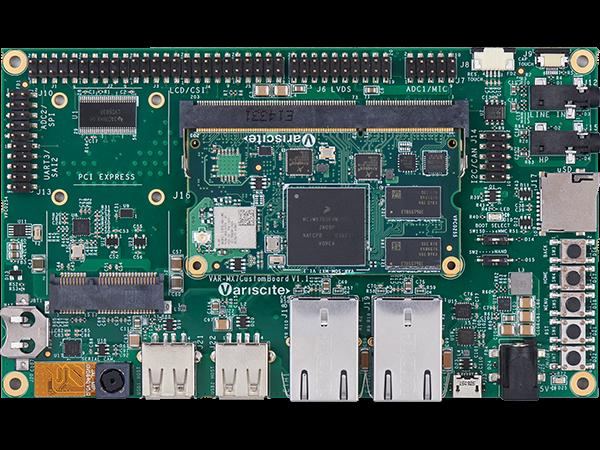 VAR-SOM-MX7 Starter Kit - NXP i.MX7 evaluation kit