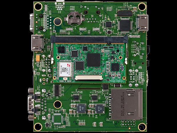 VAR-SOM-OM44 Starter Kit - Texas Instruments OMAP4460 evaluation kit