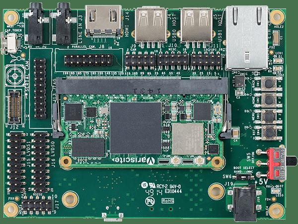 VAR-SOM-SOLO / DUAL Starter Kit - NXP i.MX6 evaluation kit