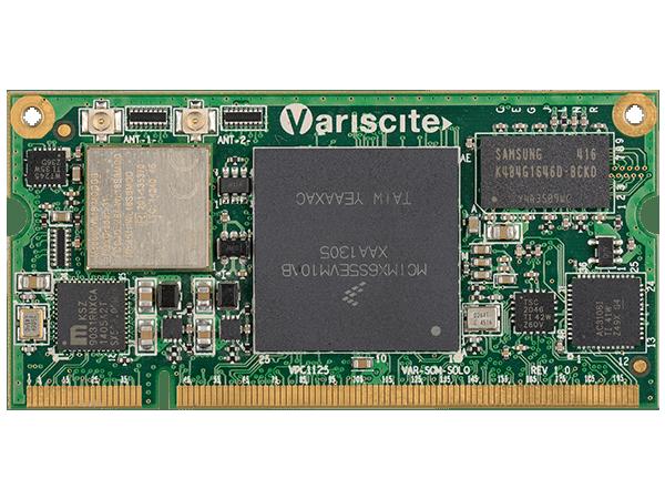 VAR-SOM-SOLO/DUAL : NXP iMX6 System on Module (SoM)