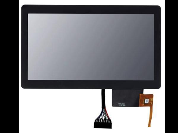 VLCD-CAP-GLD-LVDS Display