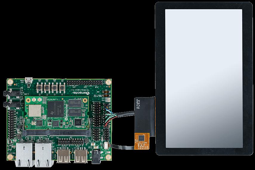 VAR-SOM-AM43 Evaluation Kits