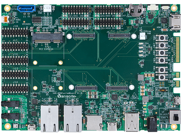 SPEAR-MX8 ARM Single Board Computer