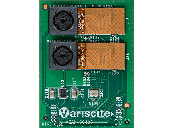 VCAM-5640S i.MX8 Serial Camera Board