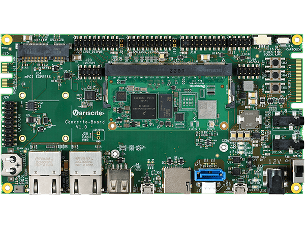 VAR-SOM-6UL Starter Kit - NXP i.MX6 6ULL evaluation kit