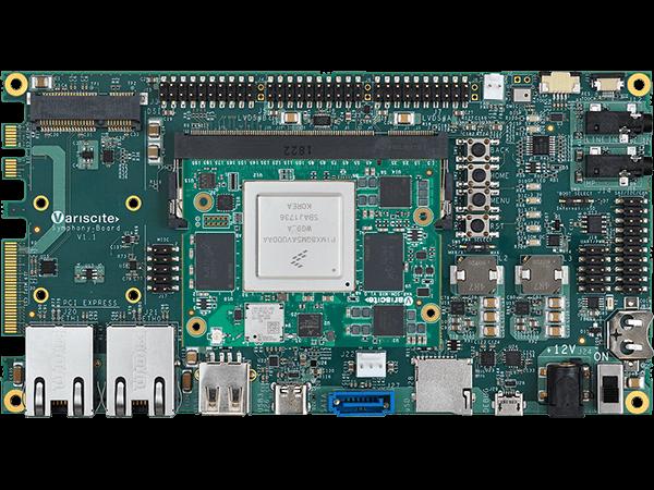 VAR-SOM-MX8 Starter Kit - NXP i.MX8 evaluation kit