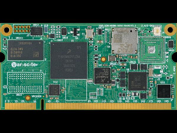 VAR-SOM-MX8M-NANO :  NXP i.MX8M Nano System on Module (SoM)