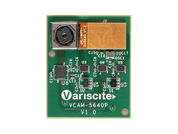 VCAM-5640P : i.MX8X Parallel Camera Extension Board