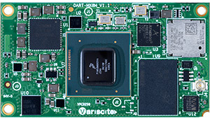 DART-MX8M System on Module (SoM) - DART Pin2Pin family