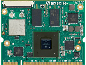 VAR-SOM-MX6 System on Module (SoM) - VAR-SOM Pin2Pin family