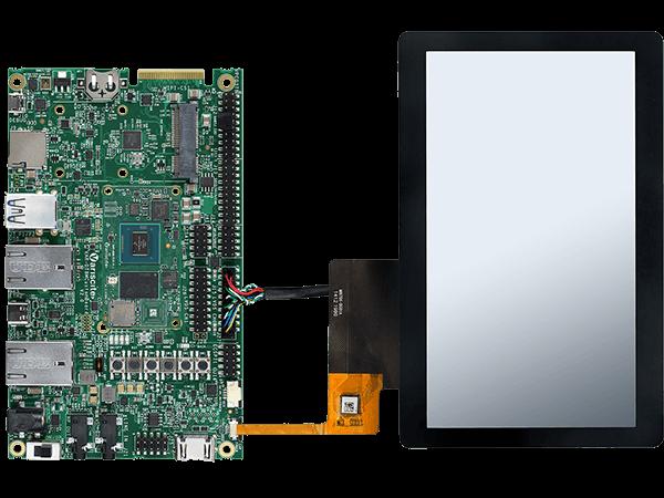 DART-MX8M-PLUS with WBD Development Kit - NXP i.MX8M Plus evaluation kit