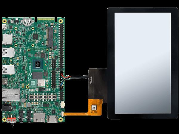 DART-MX8M-PLUS Development Kit - NXP i.MX8M Plus evaluation kit
