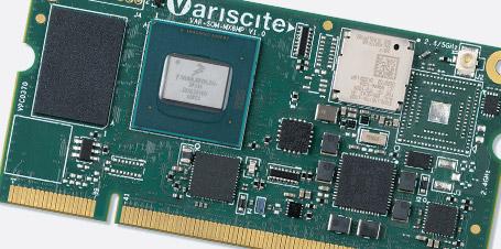 Neueste System on Module (SoM) auf Basis von i.MX 8M Plus von Variscite